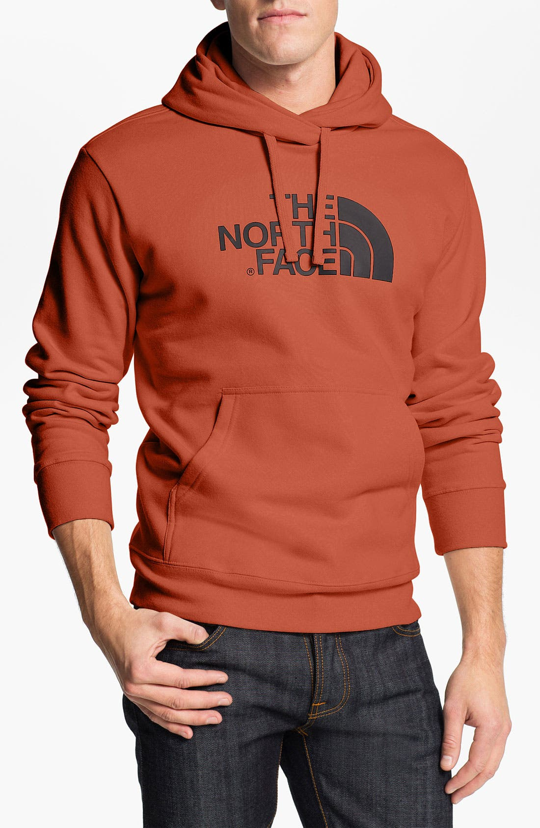 Alternate Image 1 Selected - The North Face 'Half Dome' Hoodie (Big & Tall)
