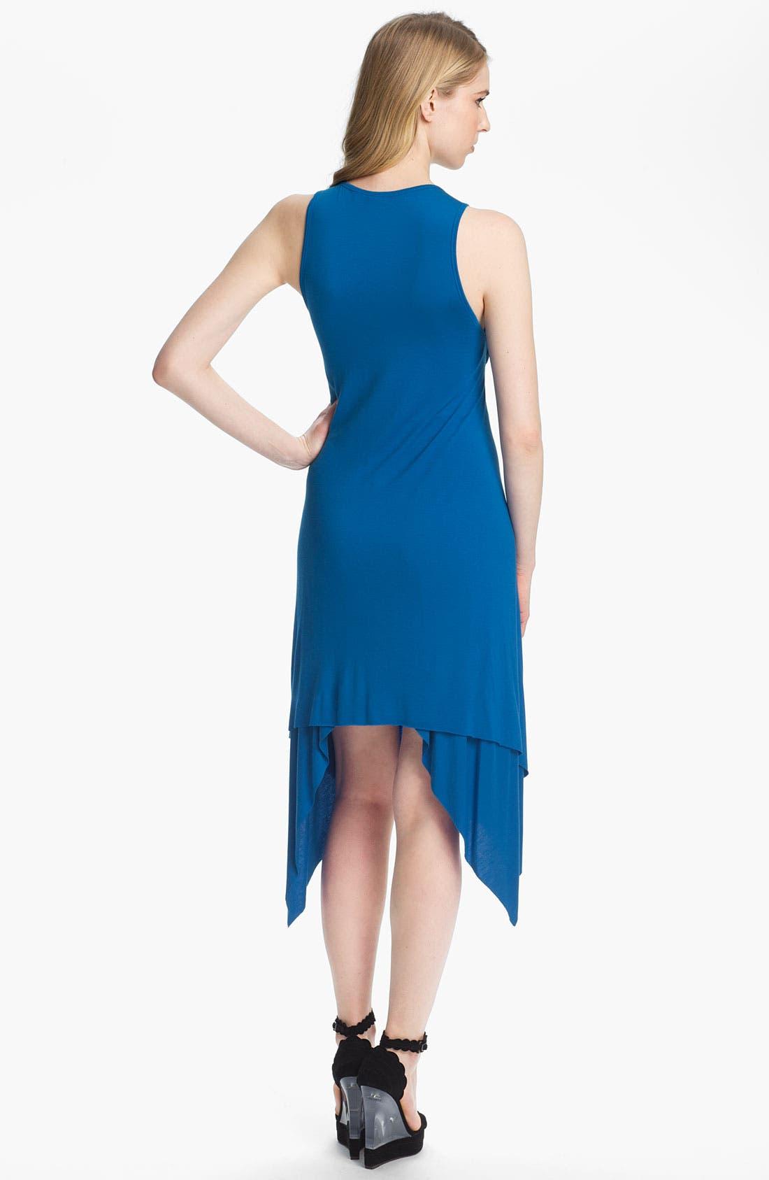 Alternate Image 2  - Cut25 Ruched Dress