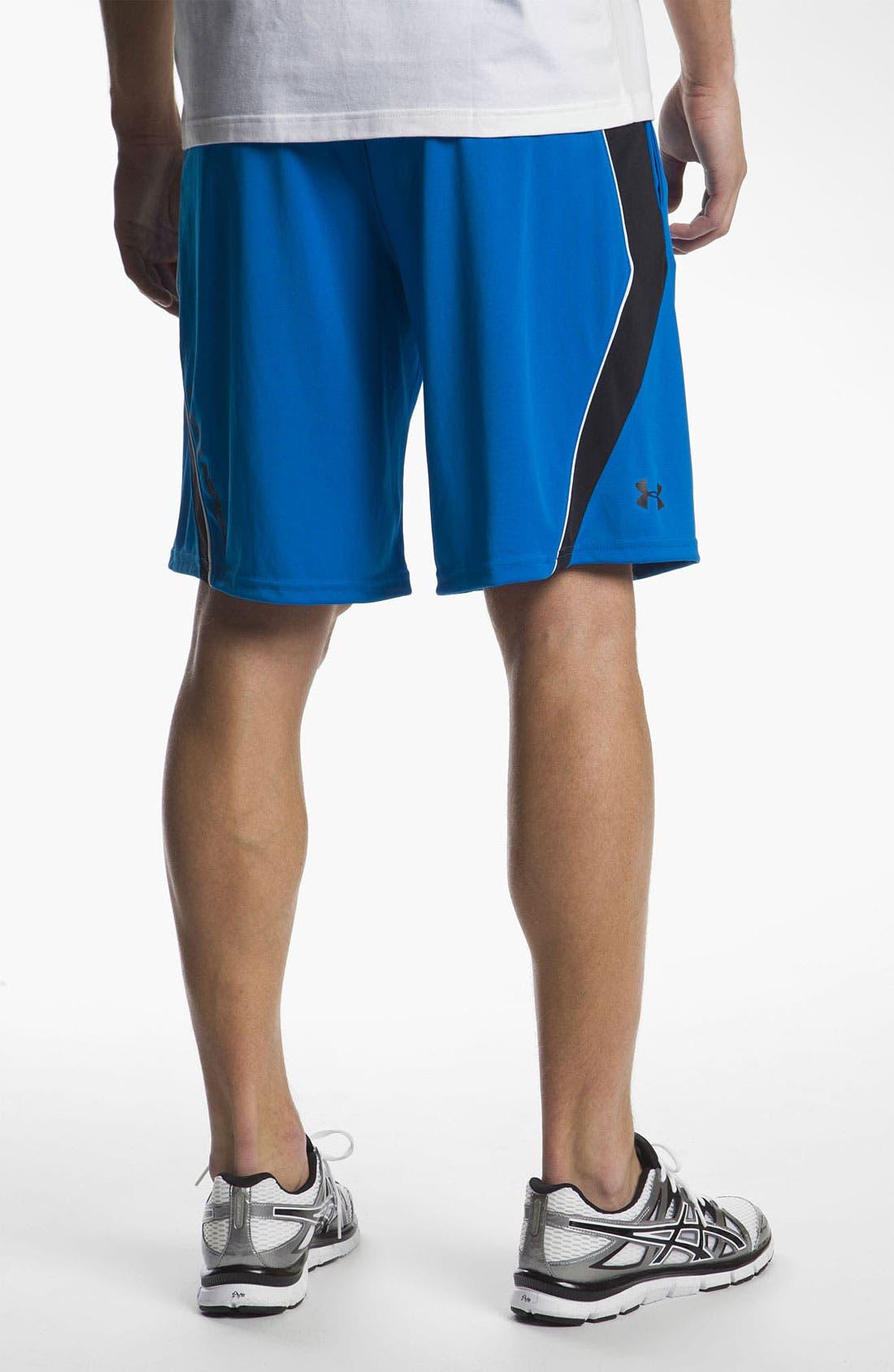 Alternate Image 2  - Under Armour 'Multiplier' Knit Shorts