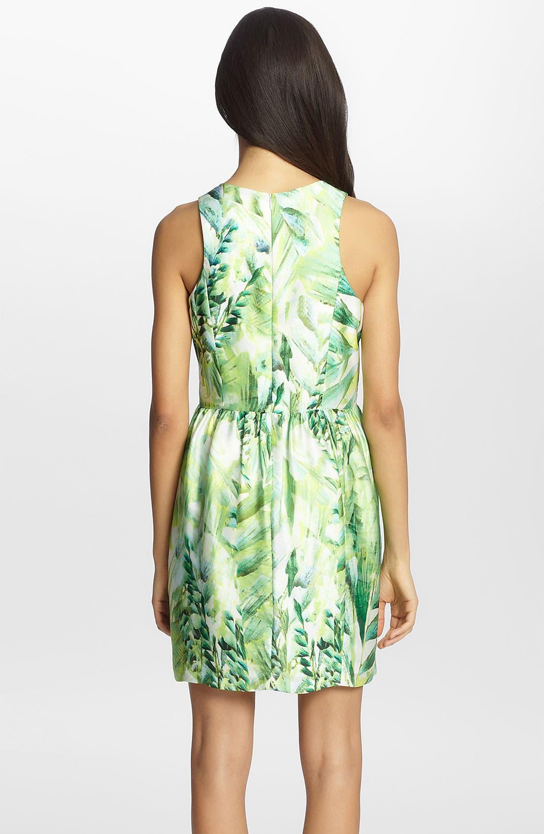 Alternate Image 2  - Cynthia Steffe 'Sydney' Print Sheath Dress