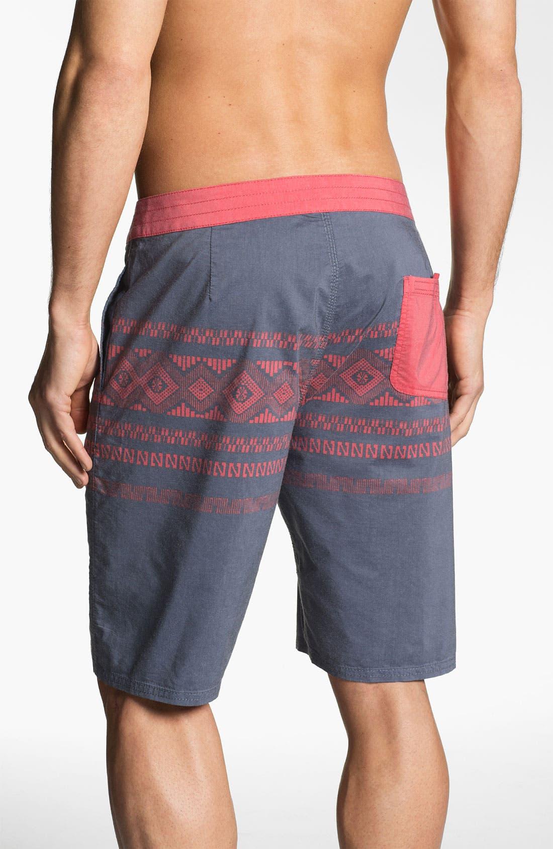 Alternate Image 2  - Element 'Inka' Board Shorts