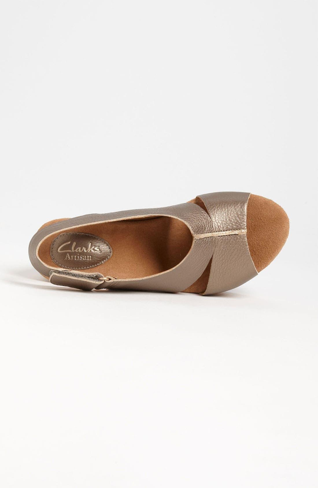 Alternate Image 3  - Clarks® 'Cassylynn Lizzie' Sandal