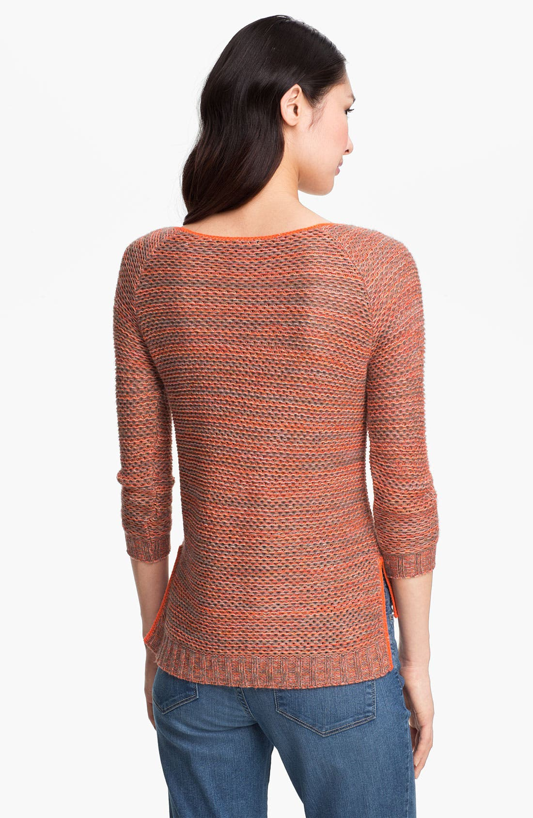 Alternate Image 2  - August Moon Boat Neck Sweater