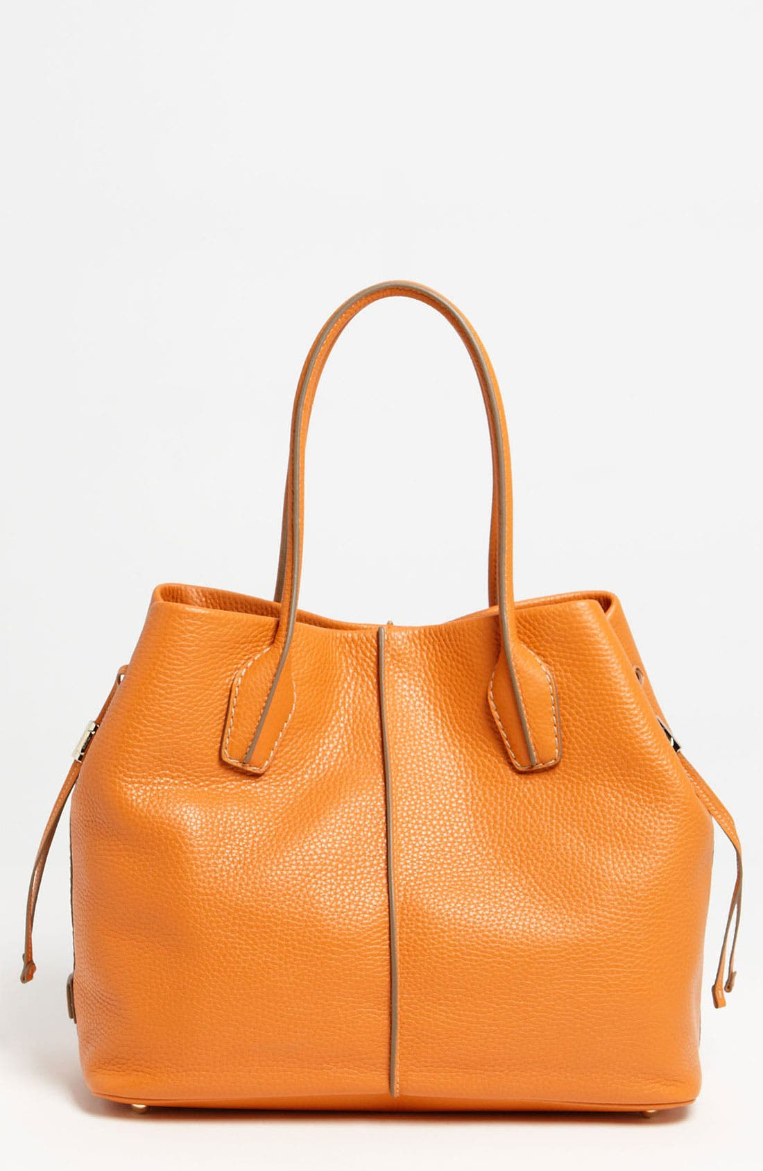 Alternate Image 1 Selected - Tod's 'D-Styling' Leather Shopper
