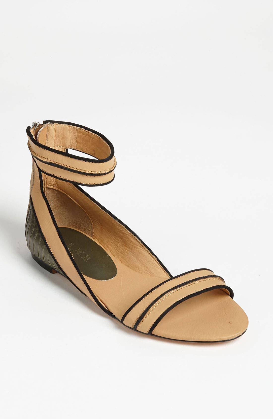 Alternate Image 1 Selected - L.A.M.B. 'Ciara' Sandal