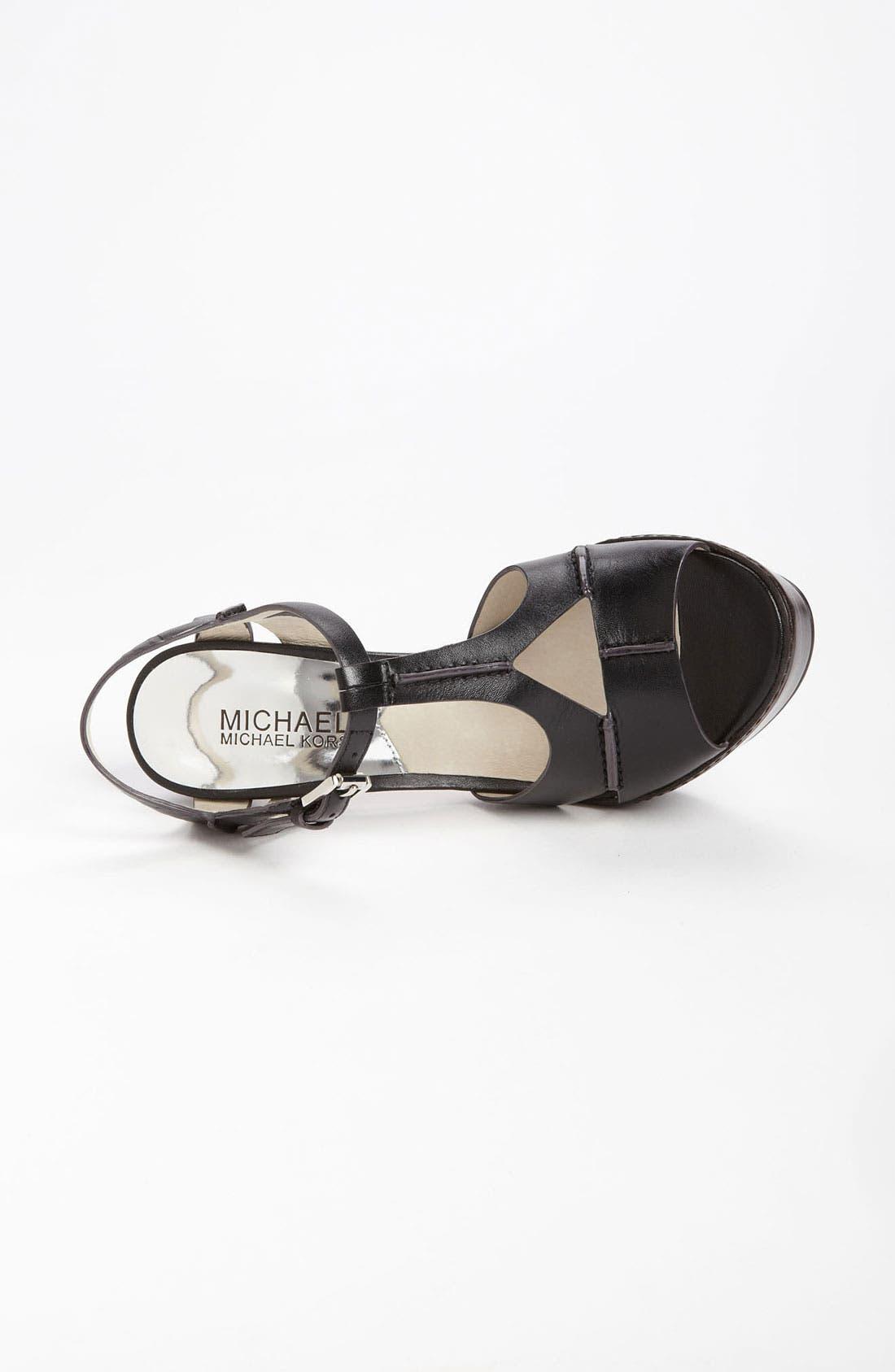 Alternate Image 3  - MICHAEL Michael Kors 'Camilla' Sandal