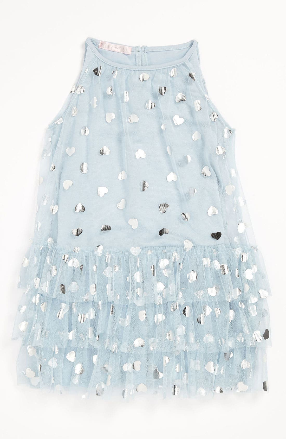 Alternate Image 1 Selected - Biscotti 'Follow Your Heart' Dress (Little Girls)