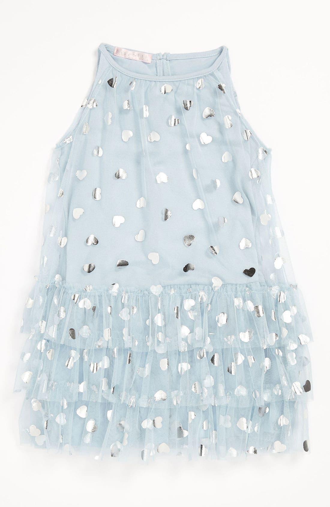 Main Image - Biscotti 'Follow Your Heart' Dress (Little Girls)