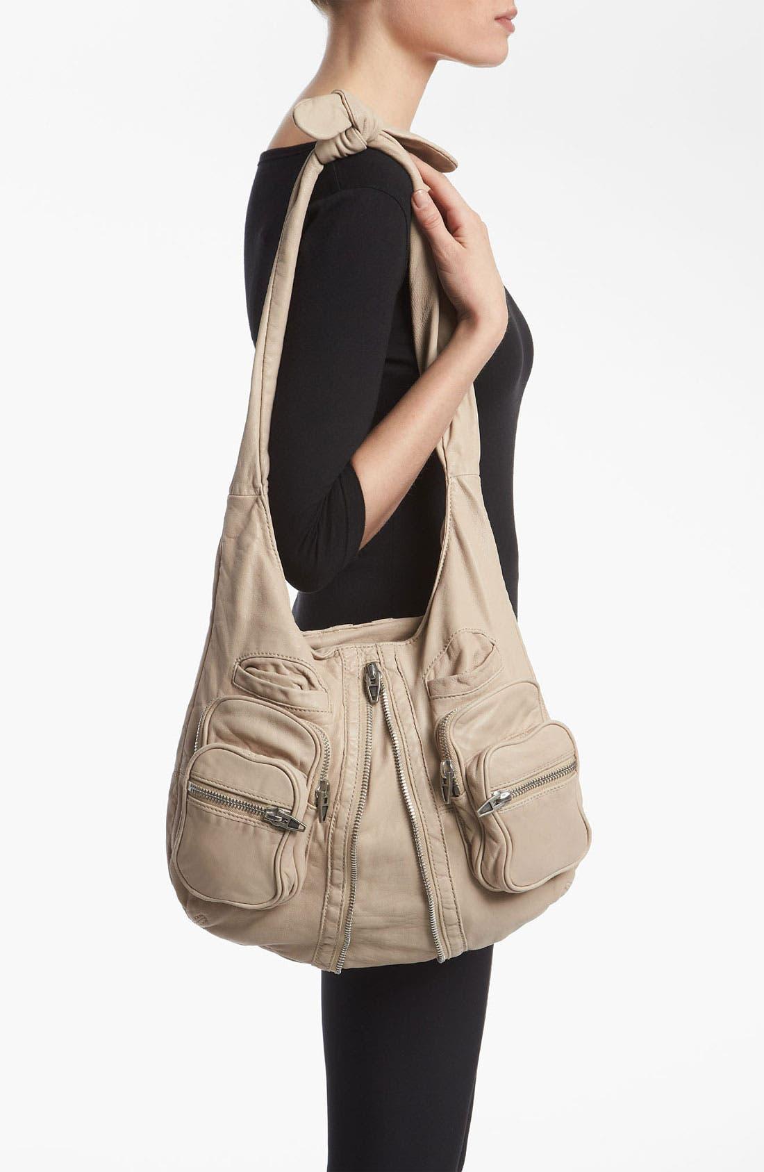Alternate Image 2  - Alexander Wang 'Donna' Leather Hobo