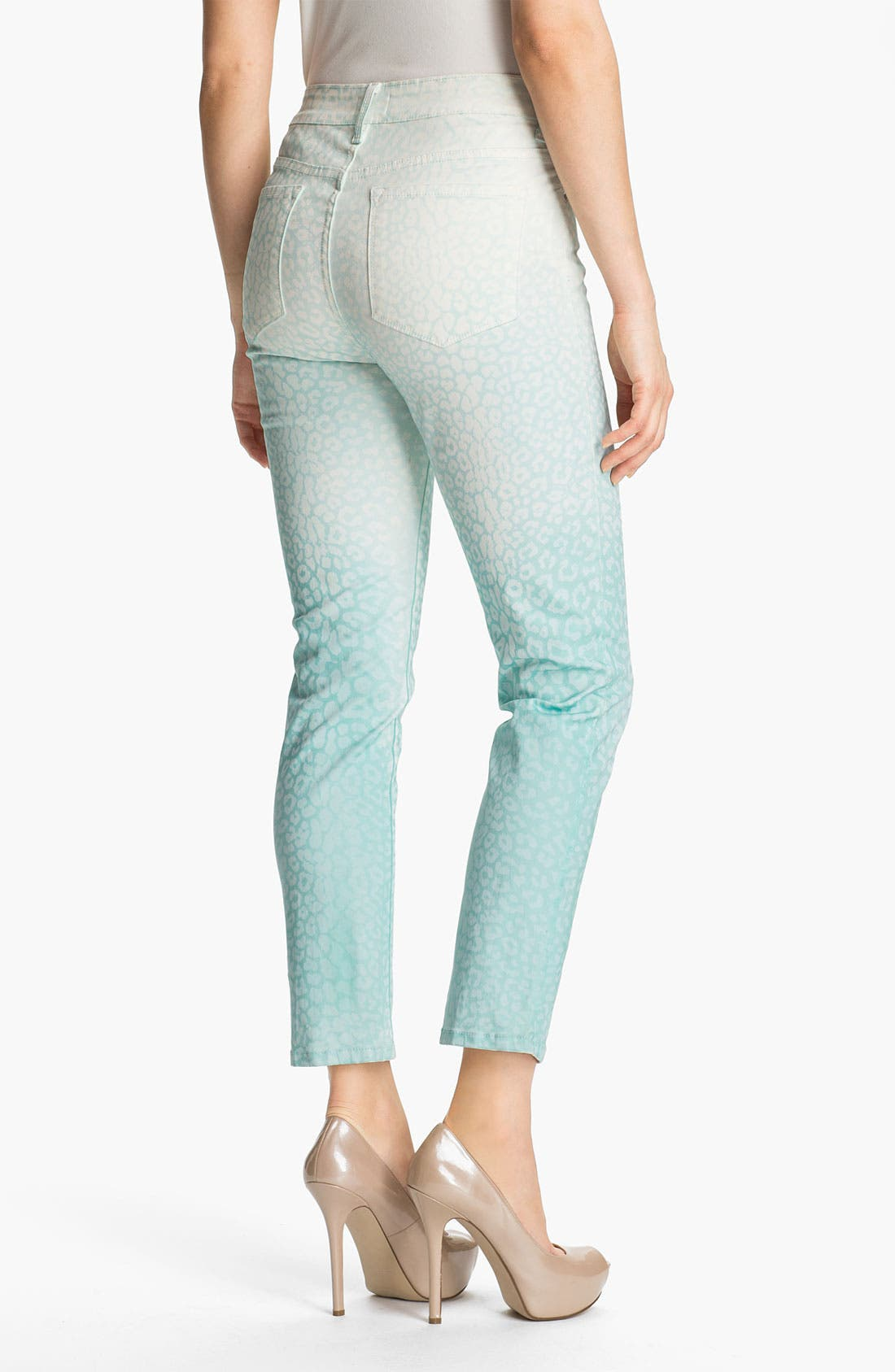 Alternate Image 3  - NYDJ 'Alisha - Chevy' Skinny Stretch Ankle Jeans
