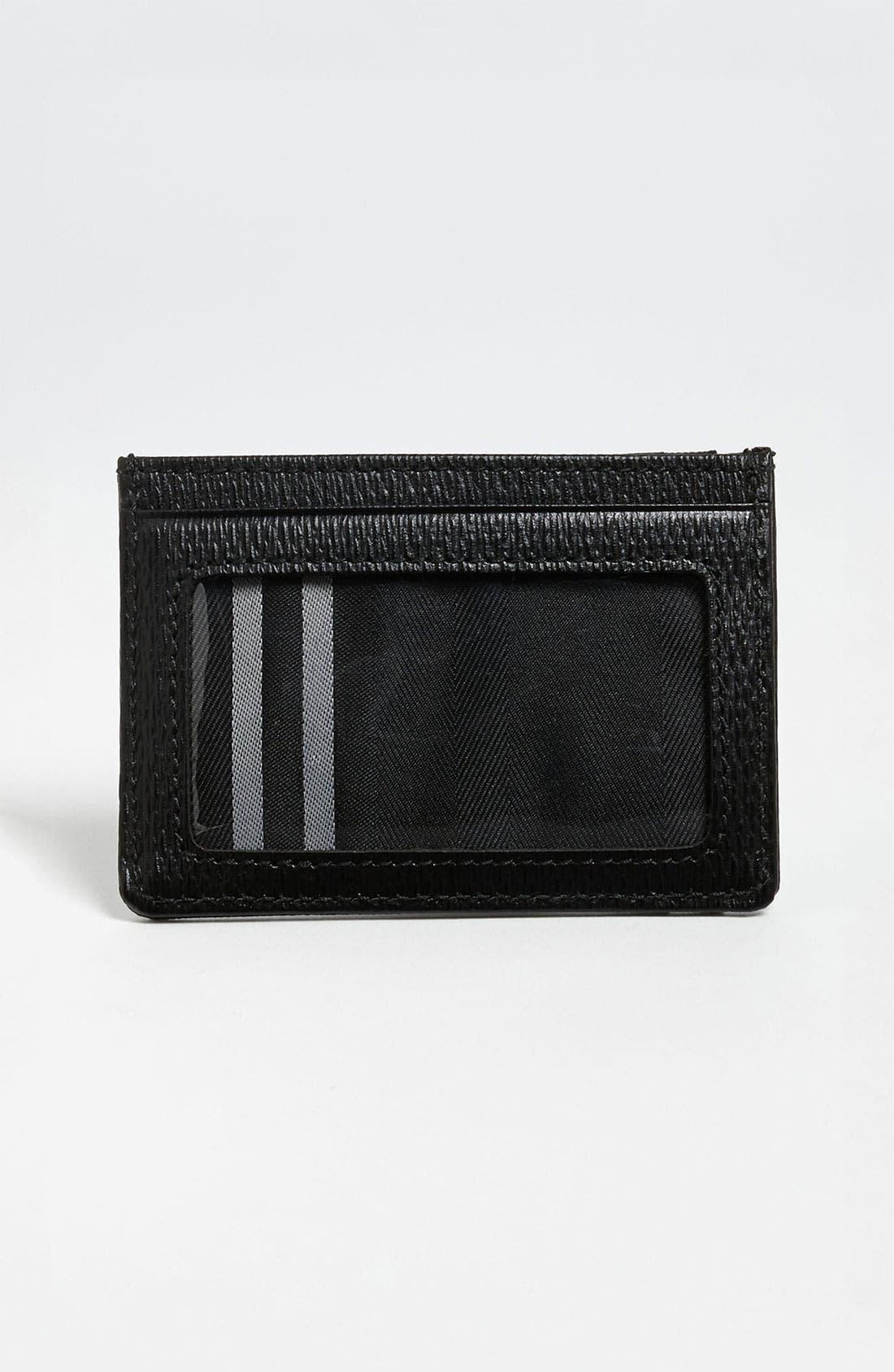 Alternate Image 2  - BOSS Black 'Luber' Card Case