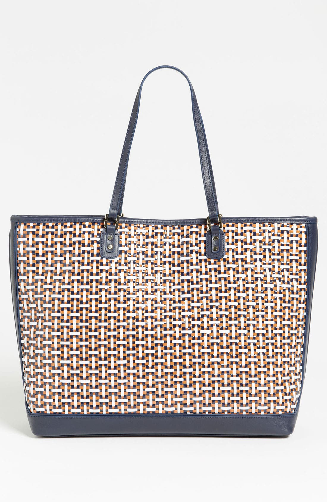 Alternate Image 4  - Tory Burch 'Vintage Logo' Tote
