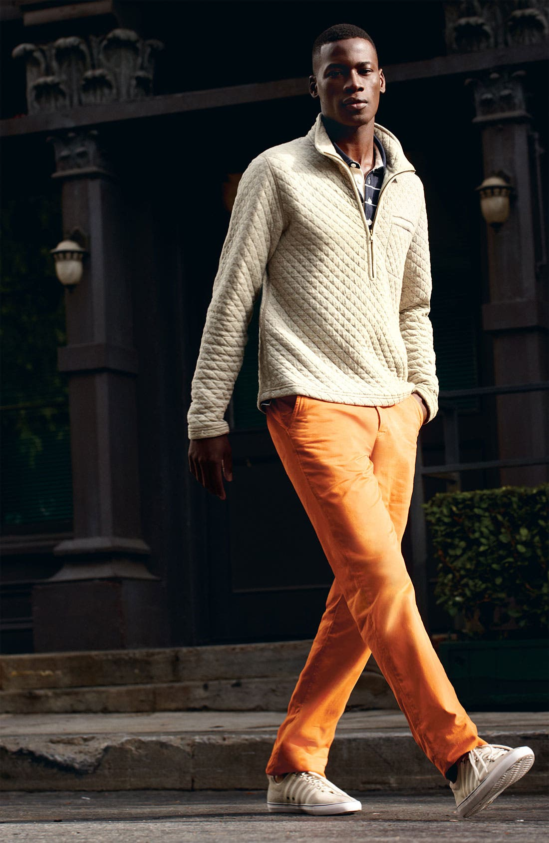Alternate Image 4  - Billy Reid 'Jack' Chinos