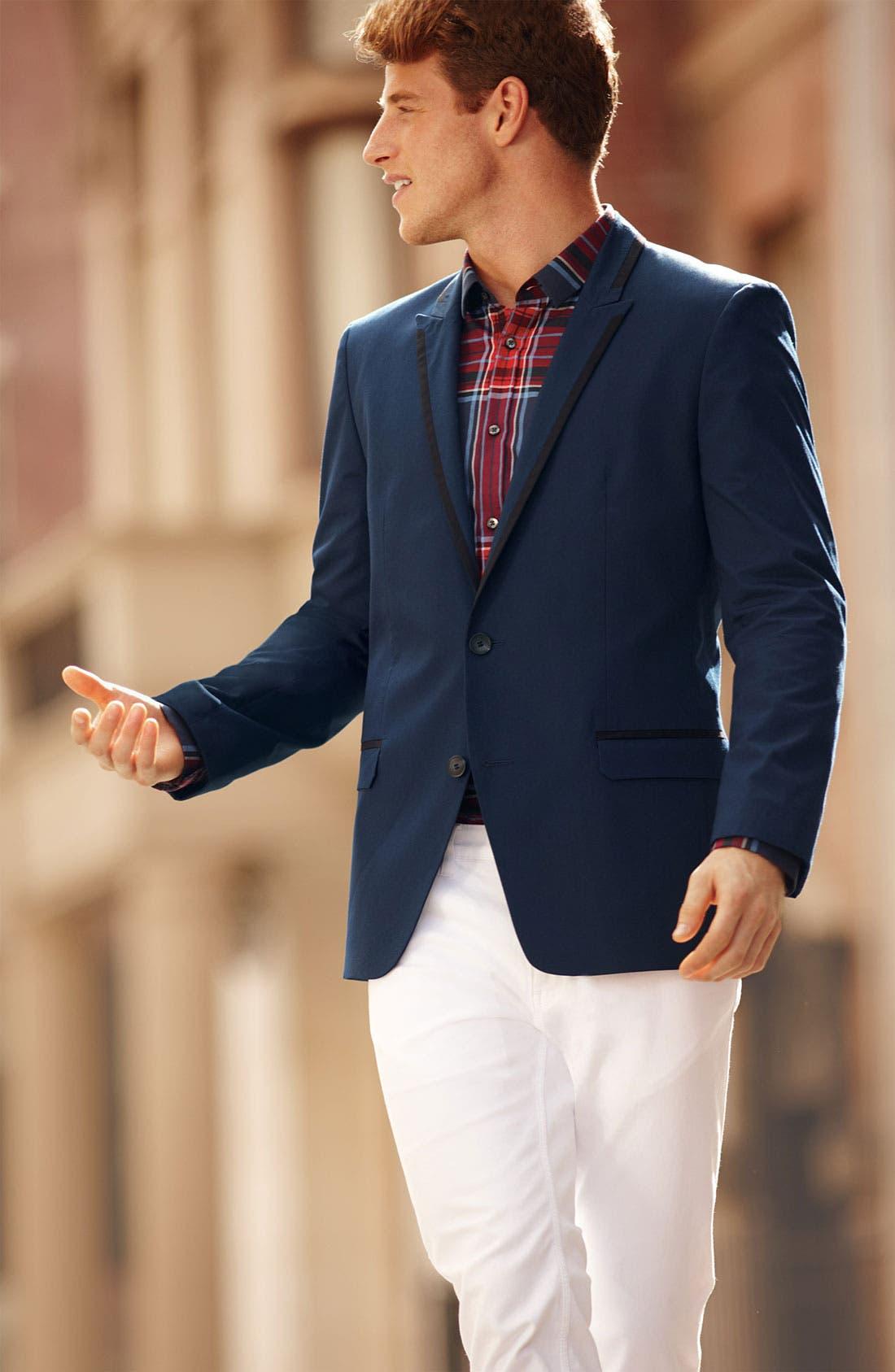 Main Image - HUGO Sportcoat, Sport Shirt & Pants