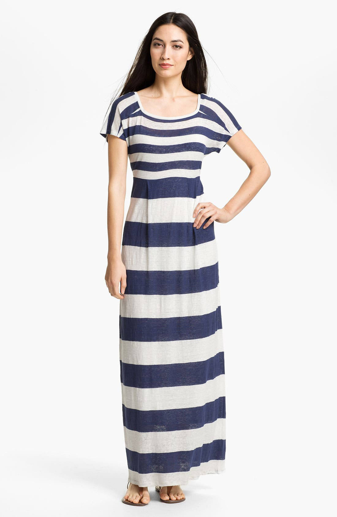 Alternate Image 1 Selected - Weekend Max Mara 'Hateley' Jersey Maxi Dress