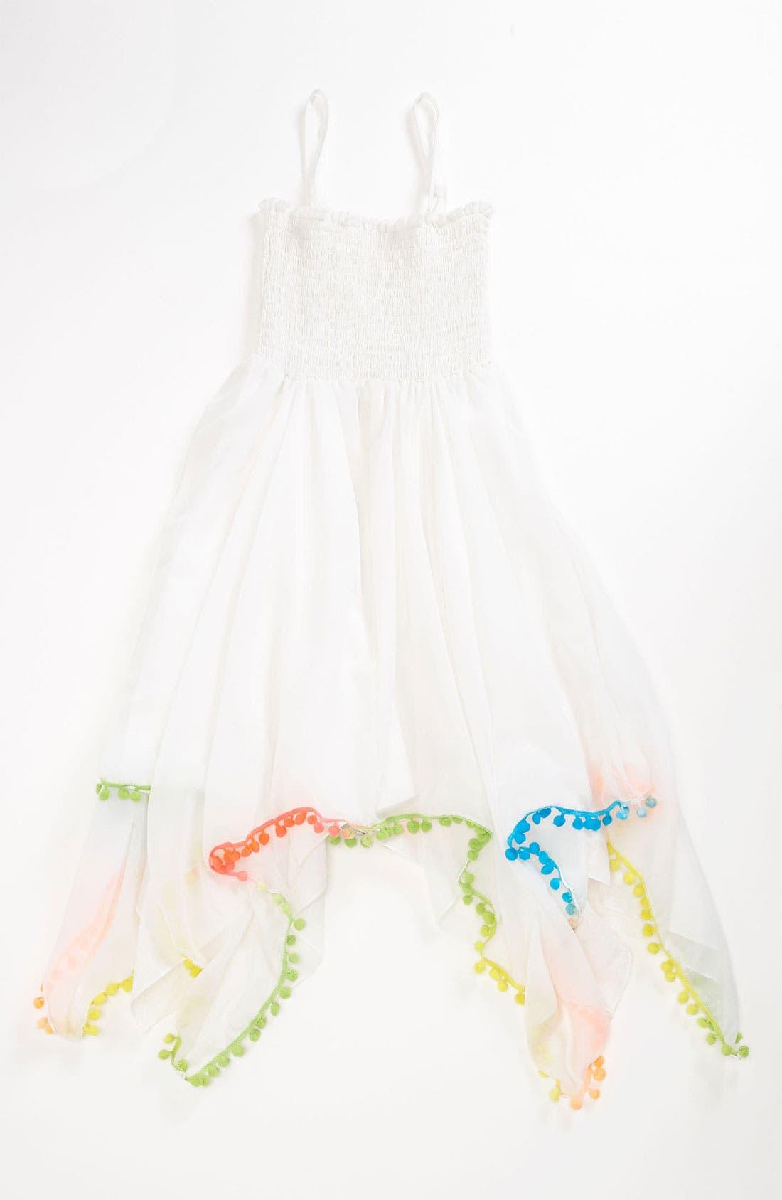 Main Image - Cejon 'Over The Rainbow' Dress (Toddler, Little Girls & Big Girls)