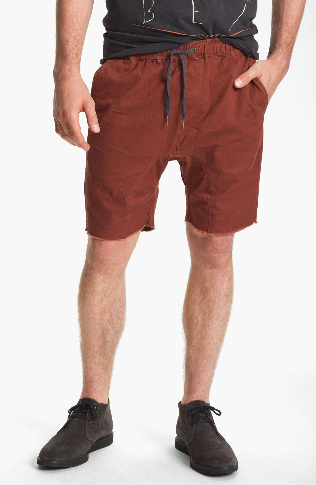 Alternate Image 1 Selected - Zanerobe 'Sureshot' Chino Shorts