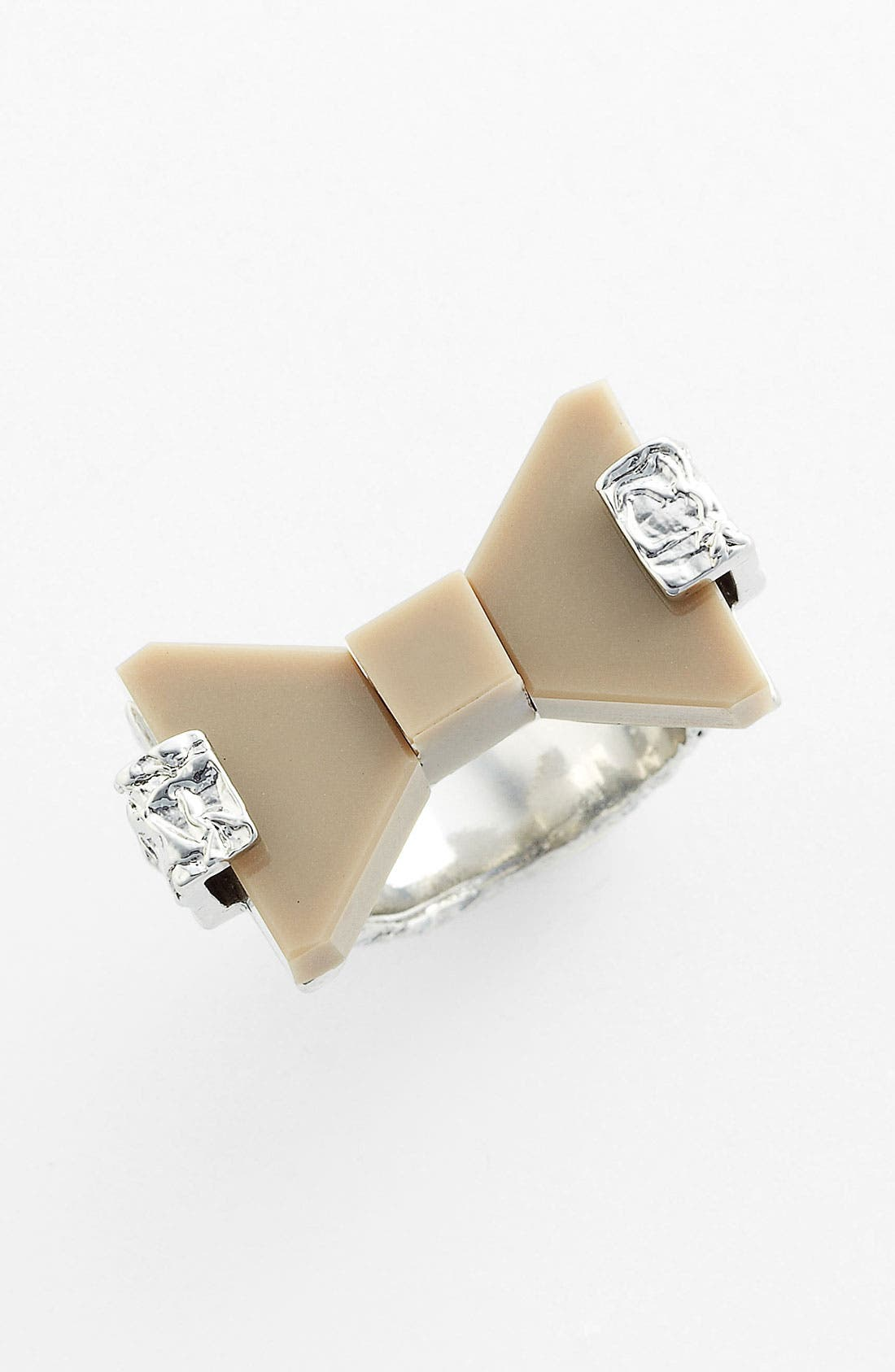 Alternate Image 1 Selected - MARC BY MARC JACOBS 'Exploded Bow' Ring