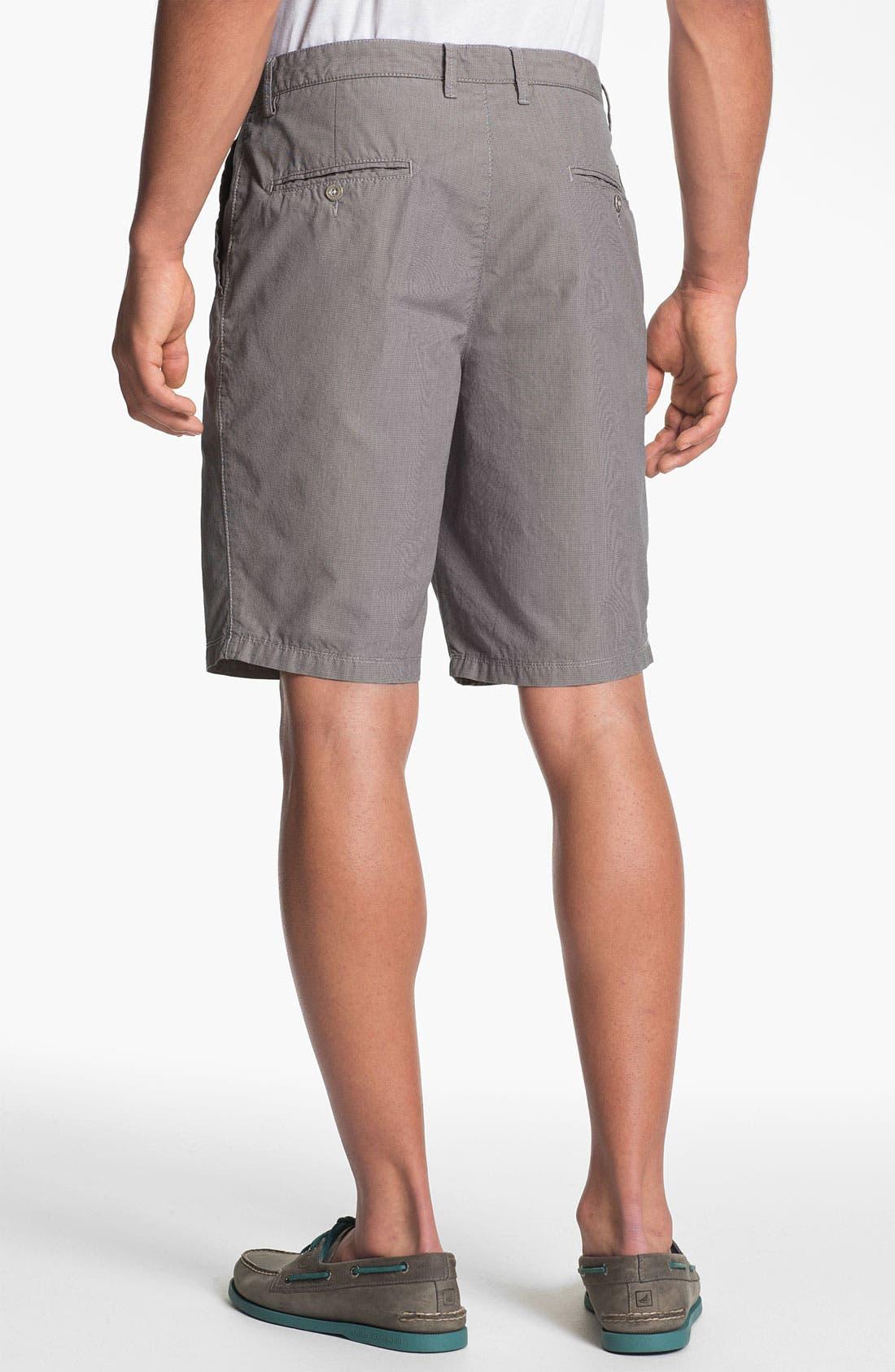 Alternate Image 2  - BOSS Black 'Clyde' Shorts