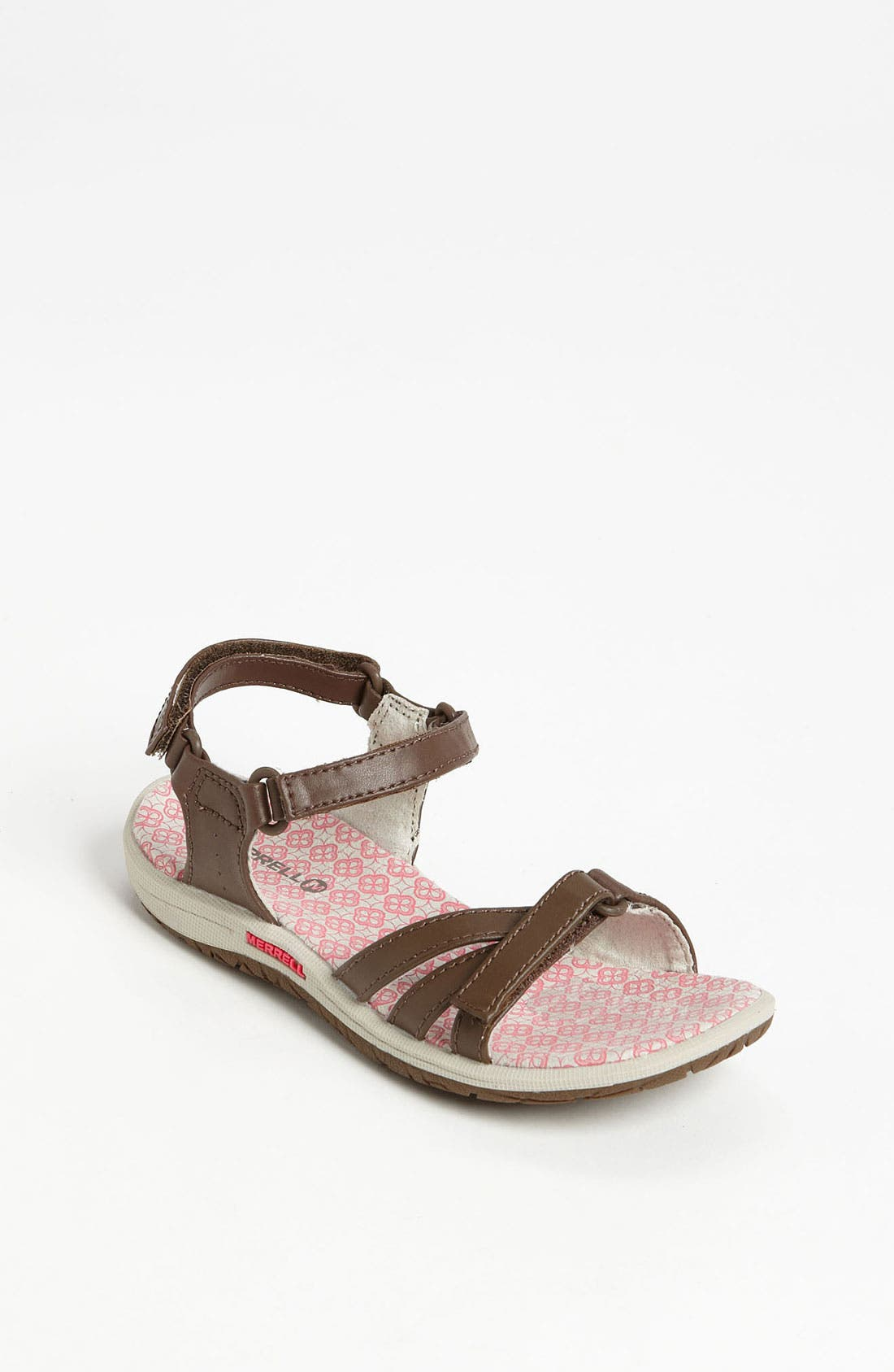 Alternate Image 1 Selected - Merrell 'Sierra' Sandal (Toddler, Little Kid & Big Kid)