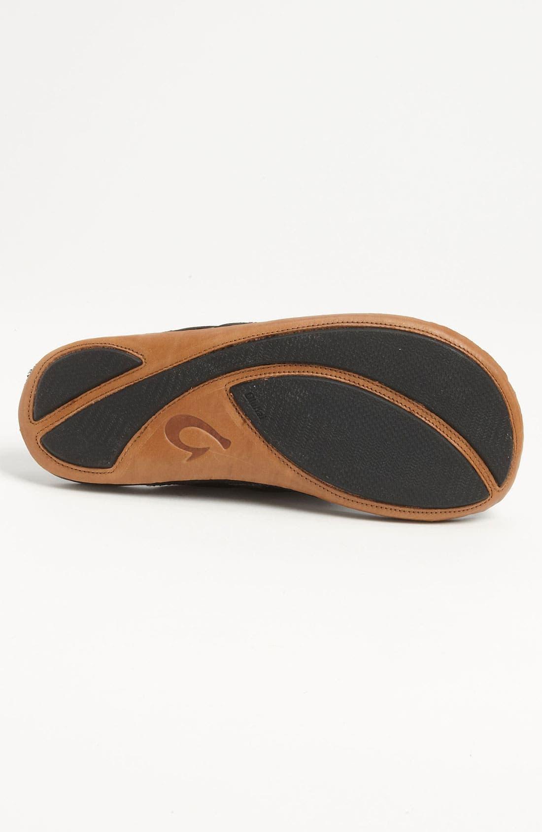 Alternate Image 4  - OluKai 'Kava' Flip Flop (Men)