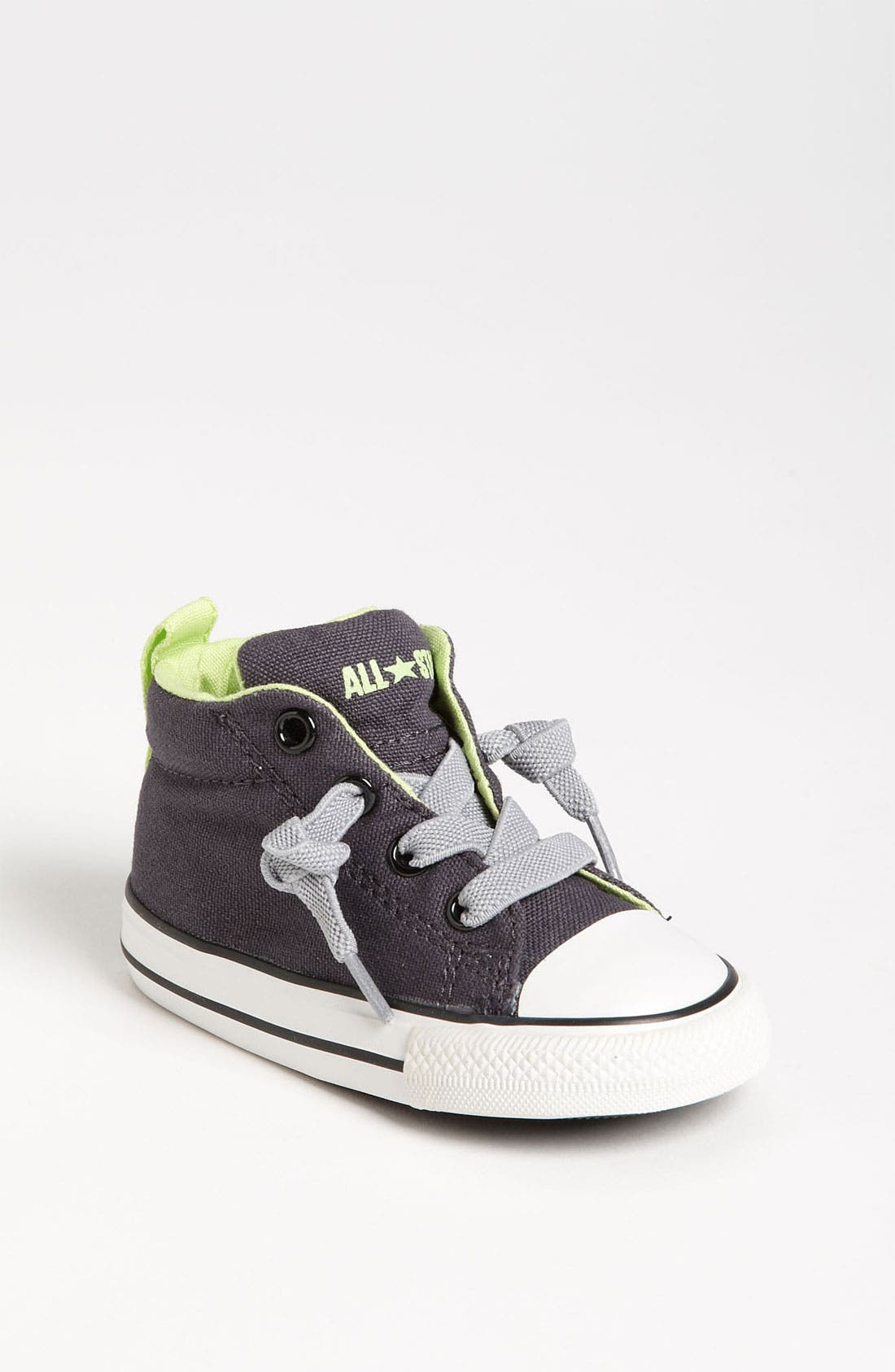 Main Image - Converse Chuck Taylor® 'Street Mid Cab' Sneaker (Walker & Toddler)