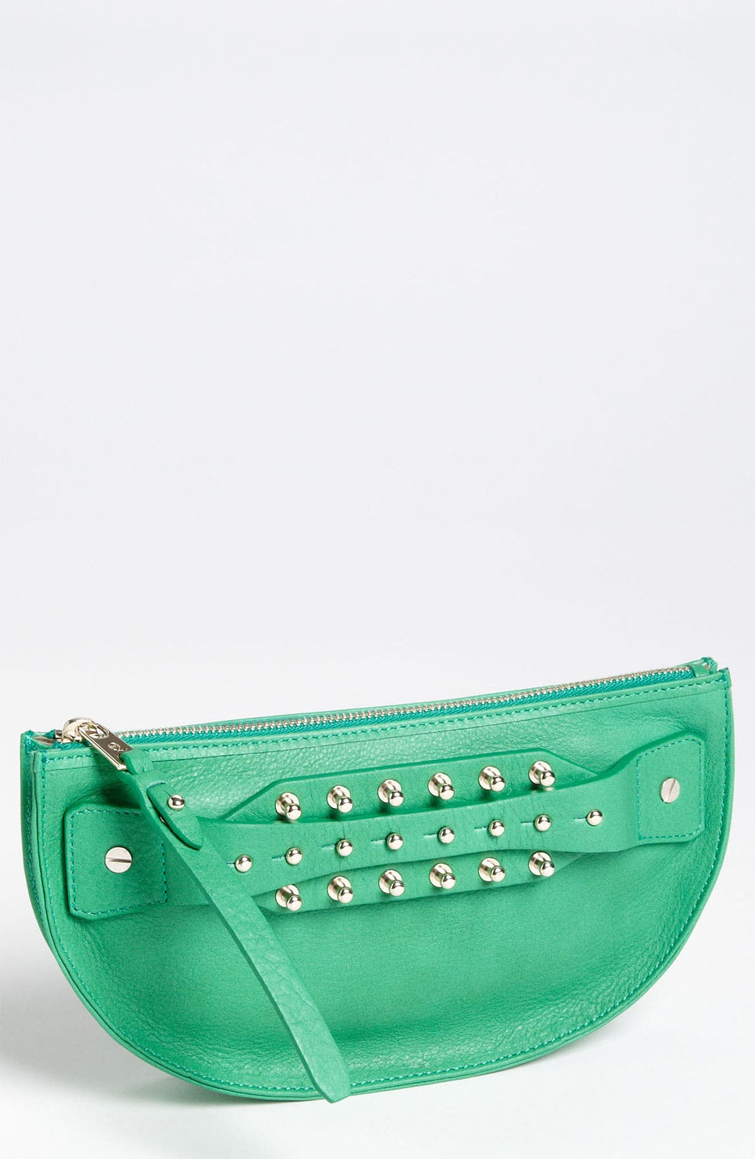 Alternate Image 1 Selected - McQ by Alexander McQueen 'Collar Stud - Mini' Clutch