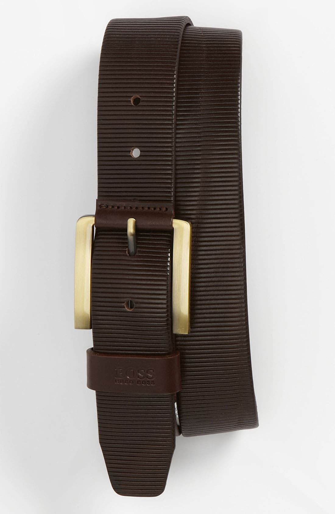 Alternate Image 1 Selected - BOSS HUGO BOSS 'Sisko' Belt