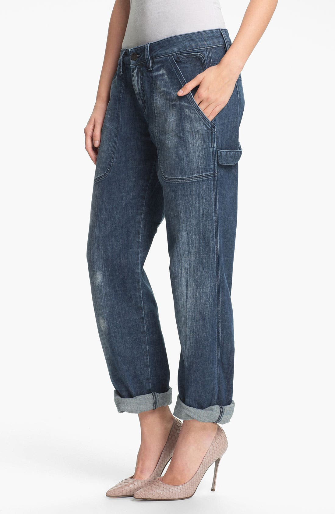 Alternate Image 2  - Kelly Wearstler 'Practitioner' Denim Pants