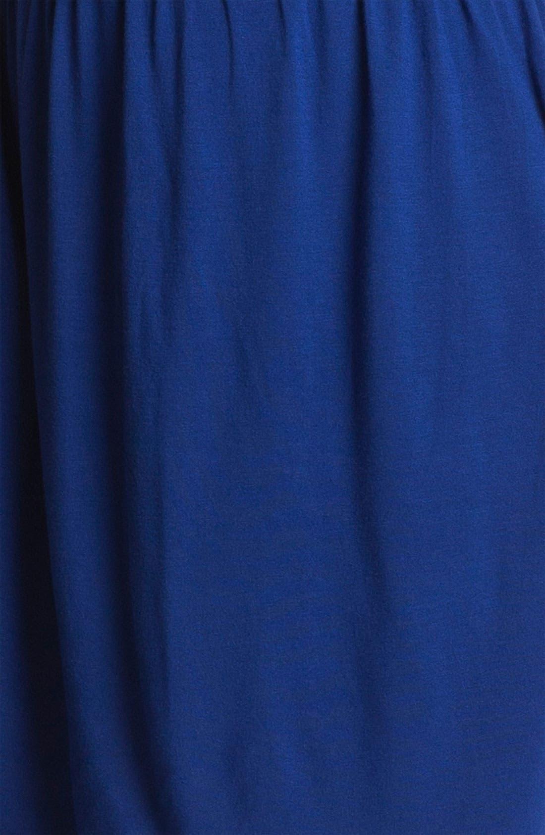 Alternate Image 3  - Caslon Mixed Media Dress