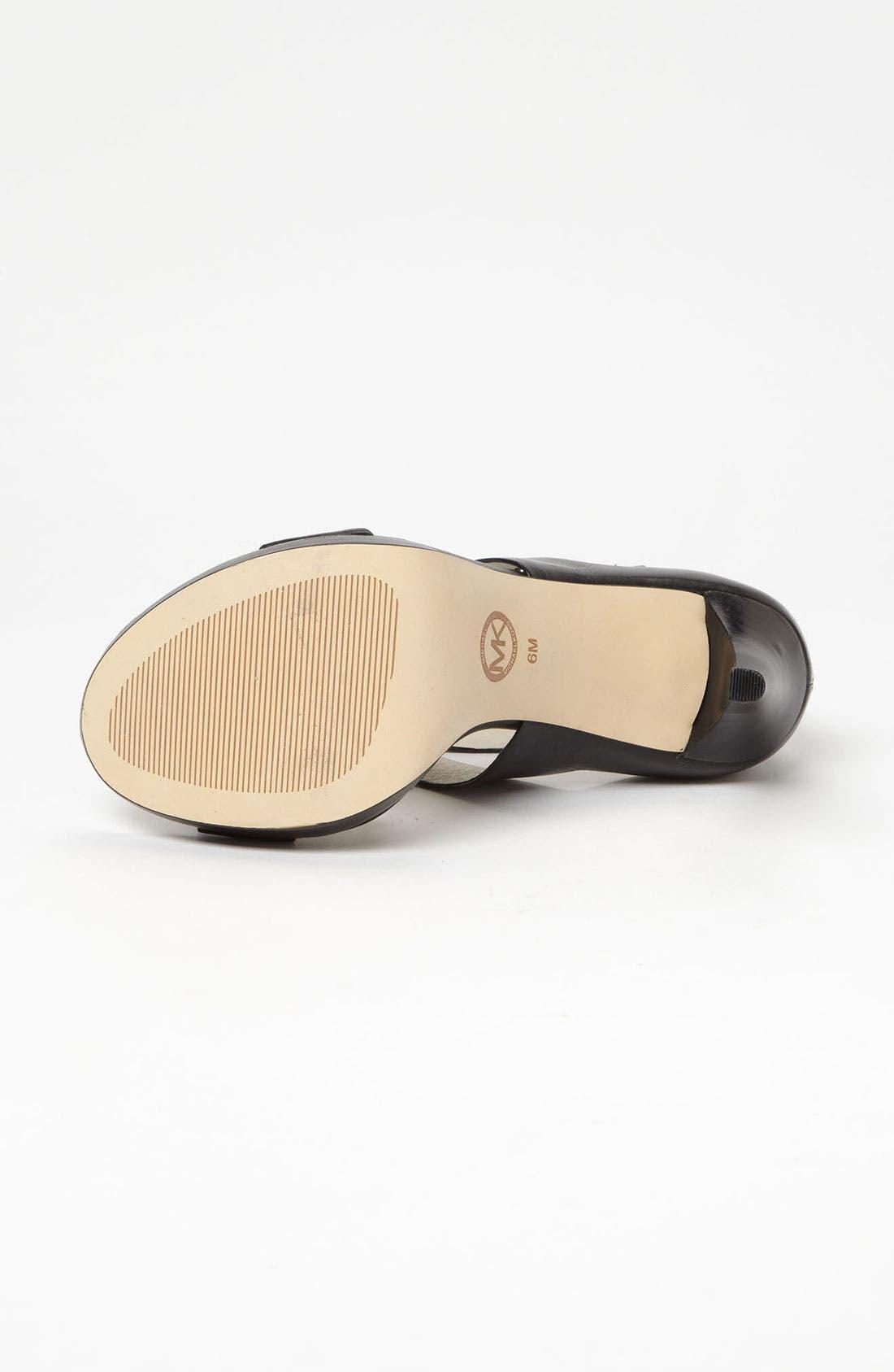 Alternate Image 4  - MICHAEL Michael Kors 'Josephine' Sandal