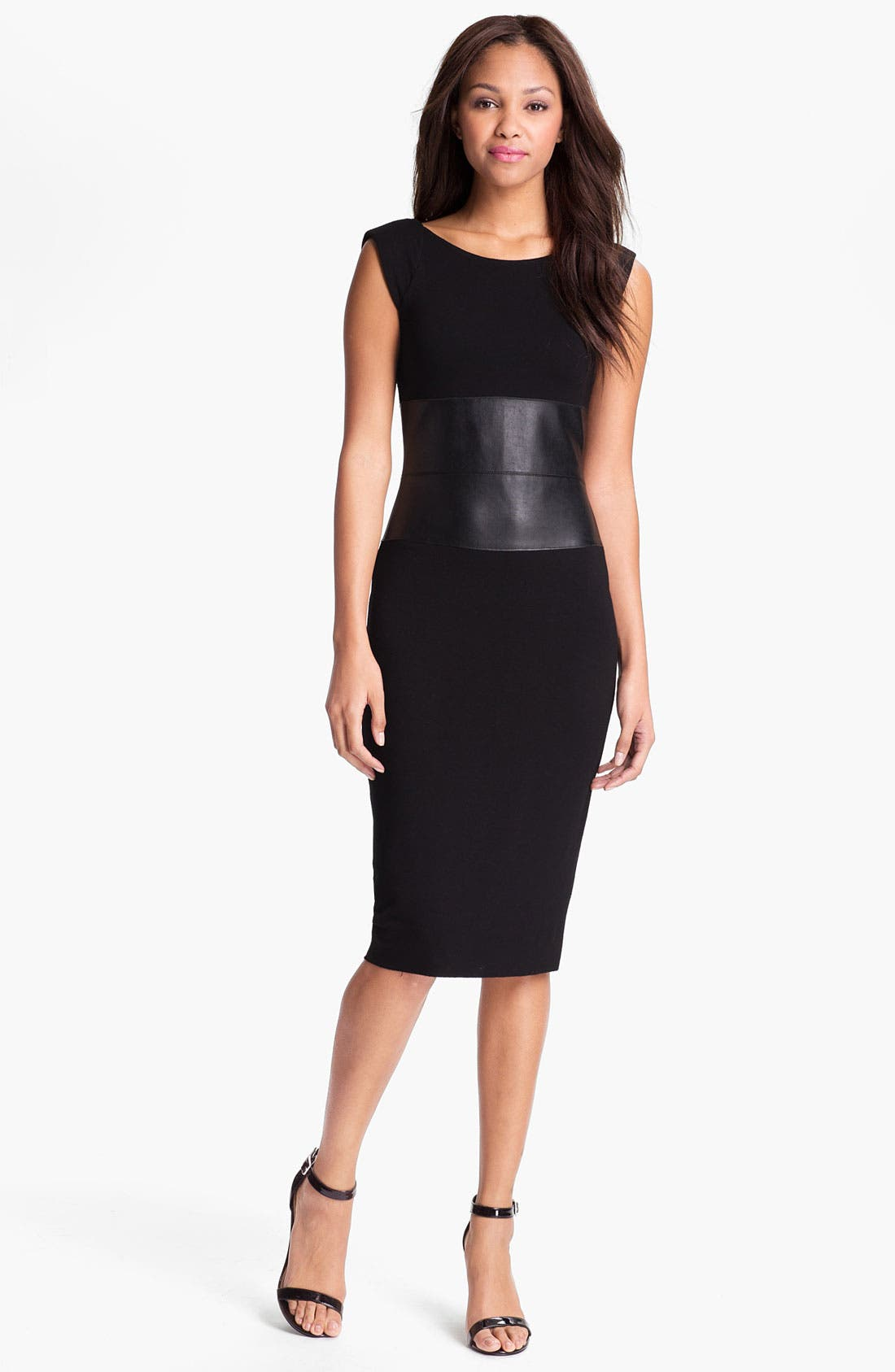 Alternate Image 1 Selected - B44 Dressed by Bailey 44 'Aerodynamic' Pencil Dress