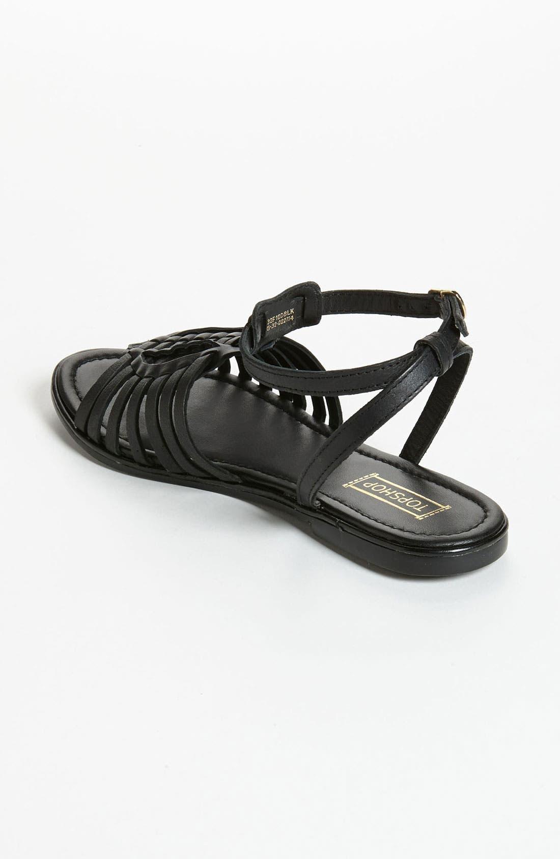 Alternate Image 2  - Topshop 'Forward Vintage' Sandal