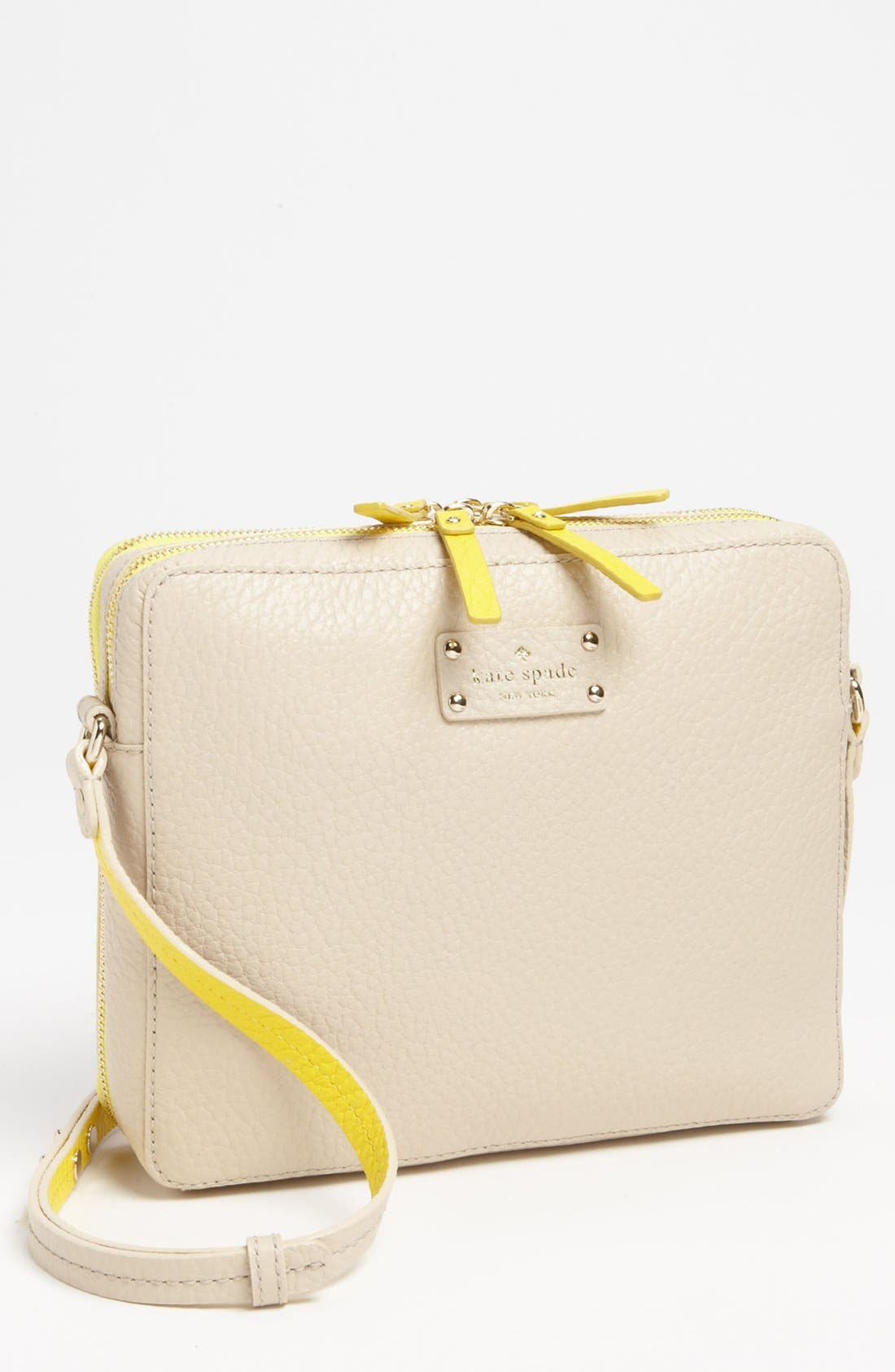 Main Image - kate spade new york 'grove court - jordan' crossbody bag with iPad case