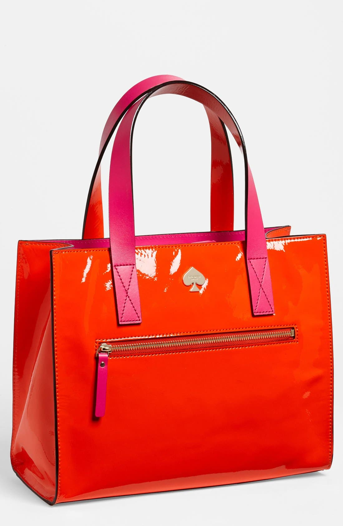 Main Image - kate spade new york 'flicker - grayce' satchel