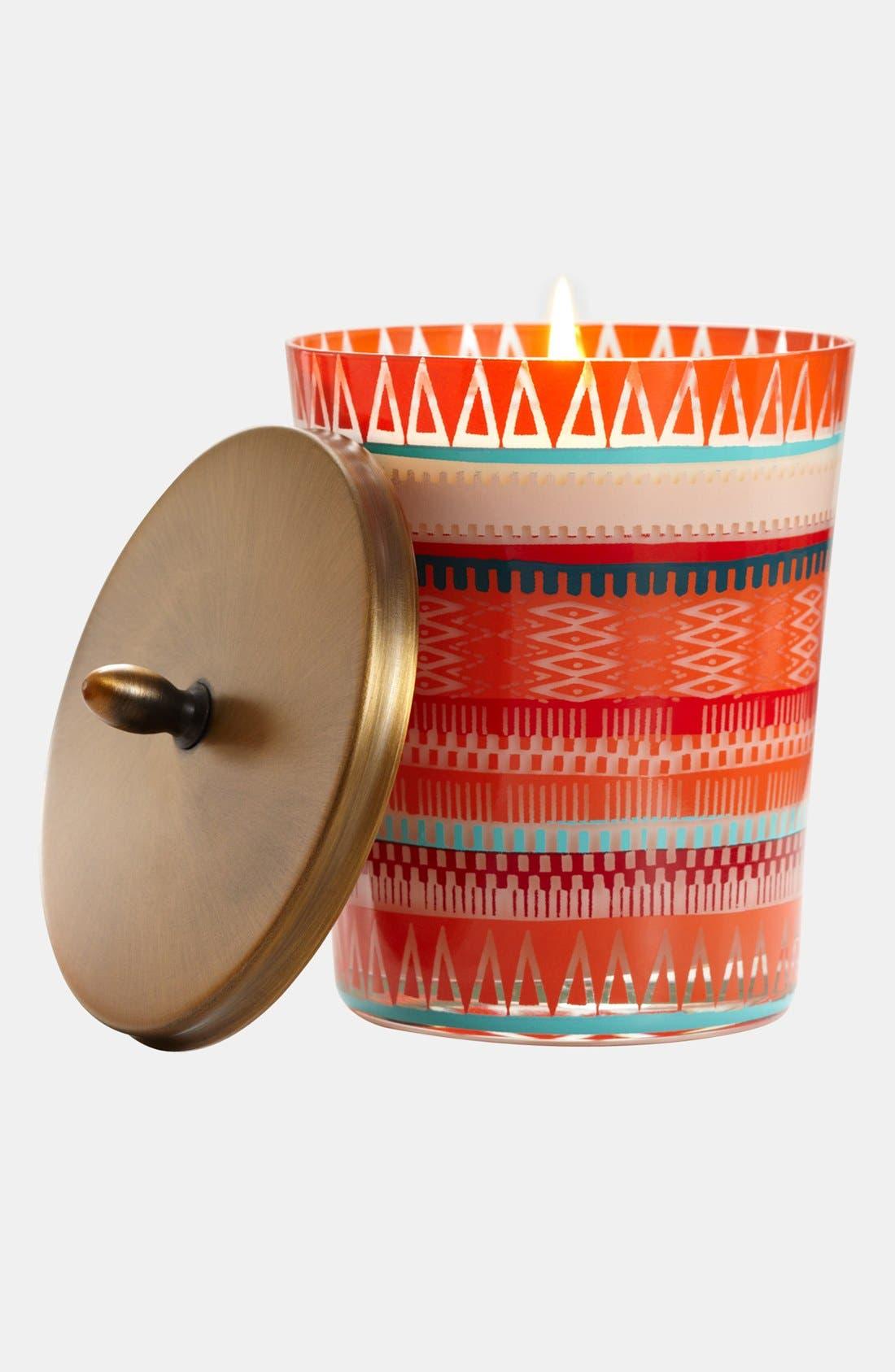 Alternate Image 1 Selected - Illume 'Boho - Tangerine Teakwood' Candle