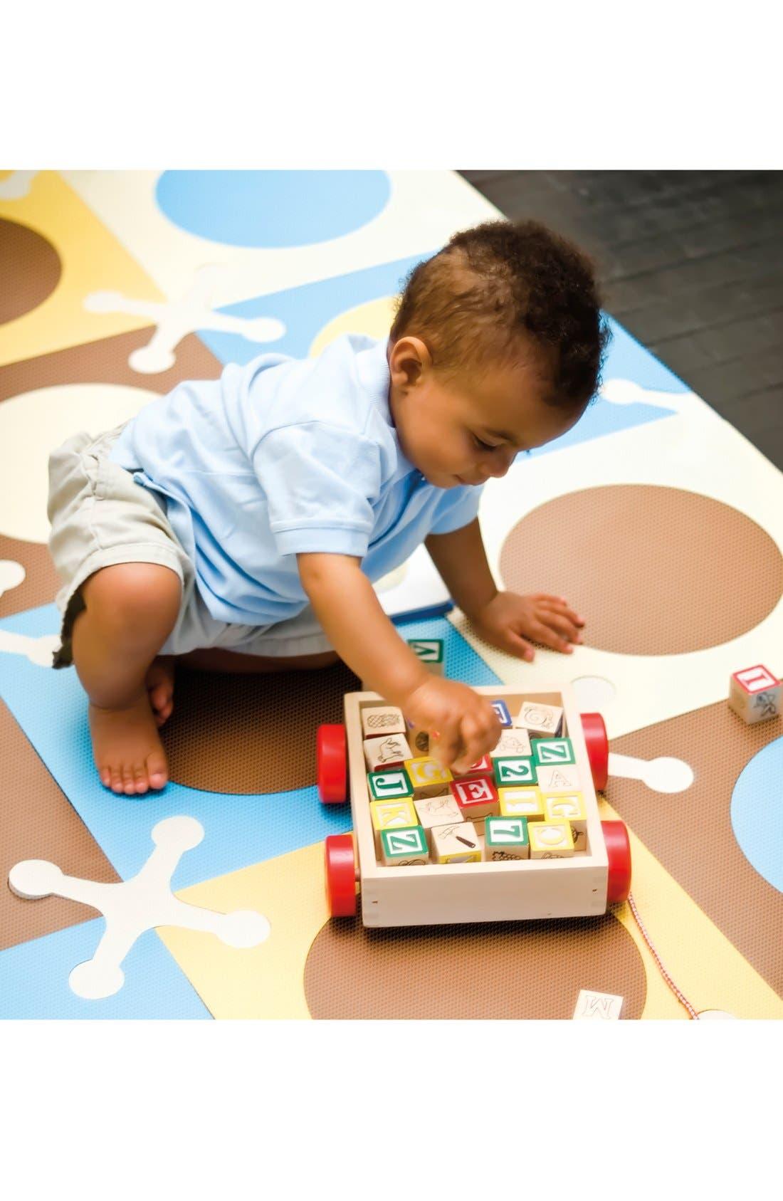 Alternate Image 4  - Skip Hop 'PLAYSPOTS - Zoo' Foam Floor Tiles