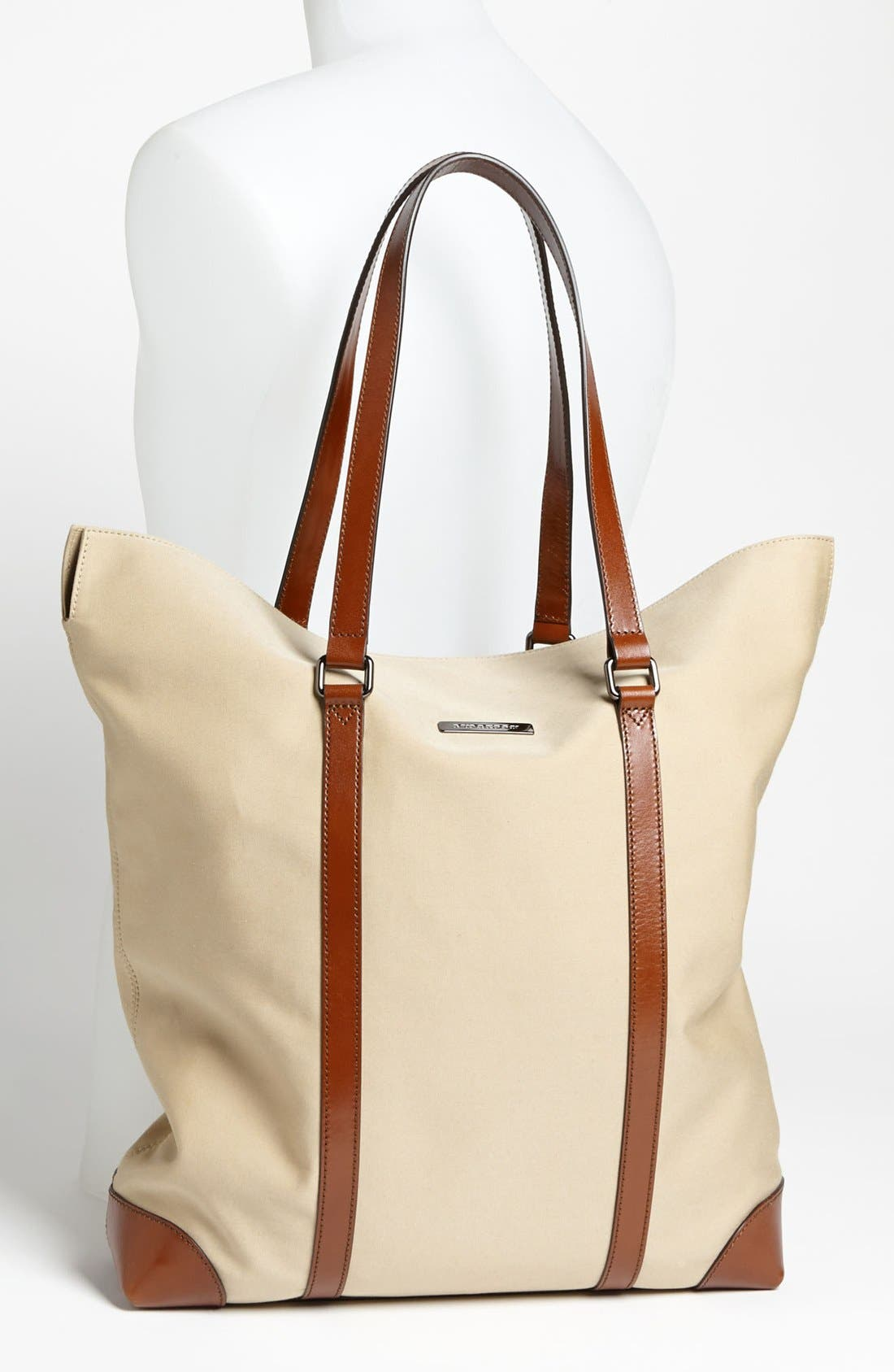 Alternate Image 4  - Burberry 'Chesson' Tote Bag