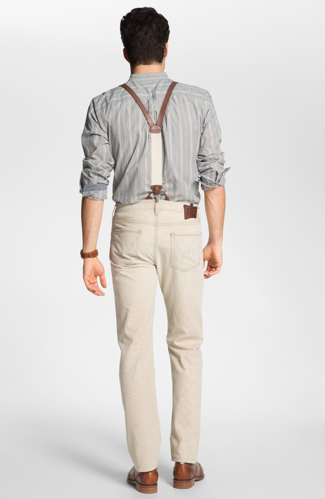 Alternate Image 2  - 7 For All Mankind® Shirt & Citizens of Humanity Jeans