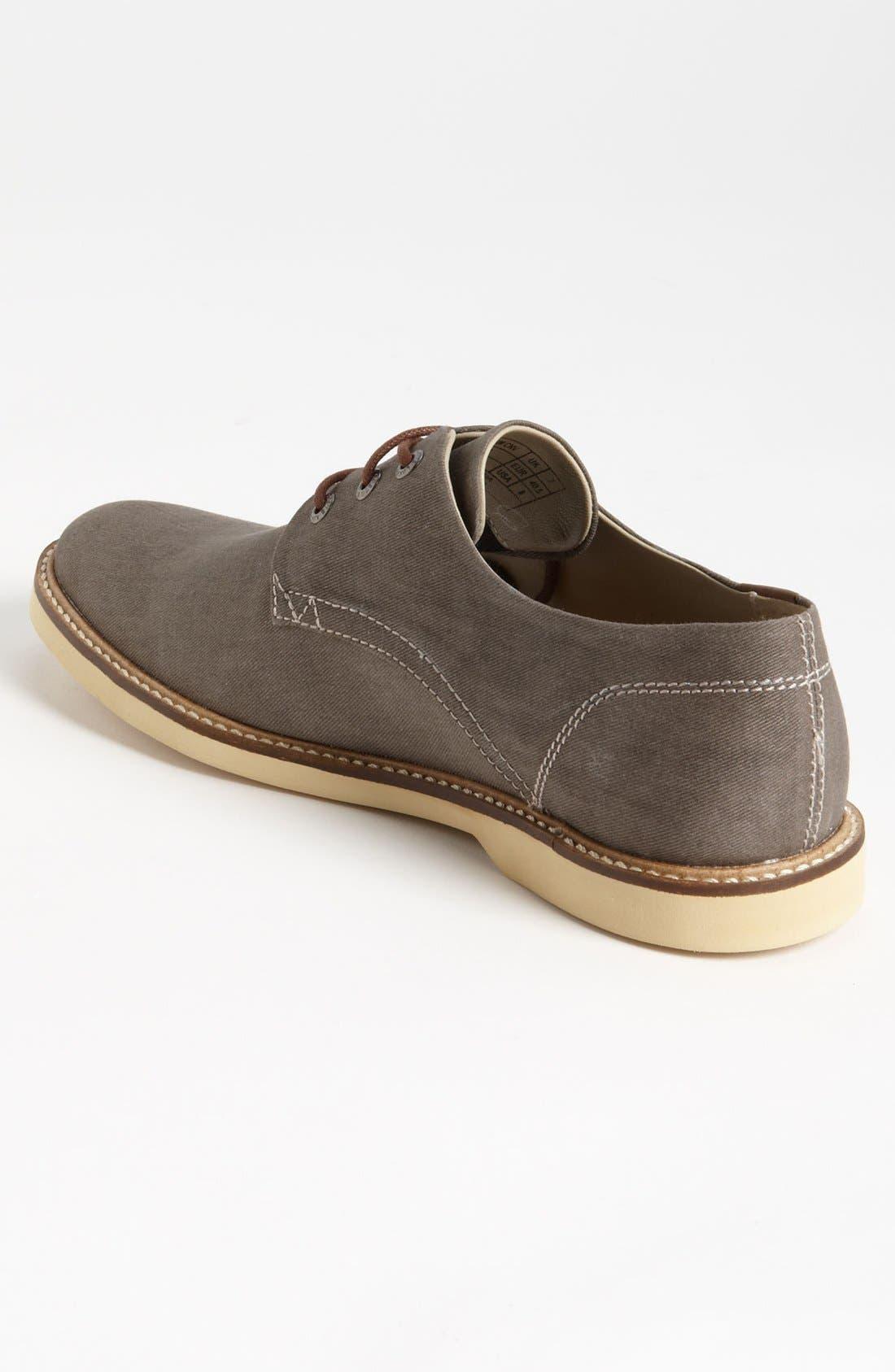 Alternate Image 2  - Lacoste 'Sherbrooke 7' Twill Buck Shoe