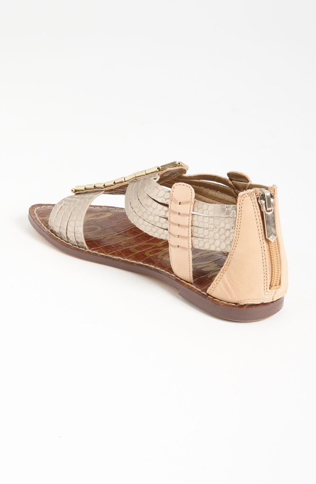 Alternate Image 4  - Sam Edelman Embellished Sandal