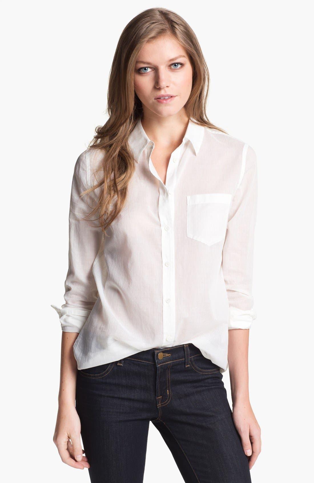 Main Image - Equipment 'Reese' Cotton Shirt