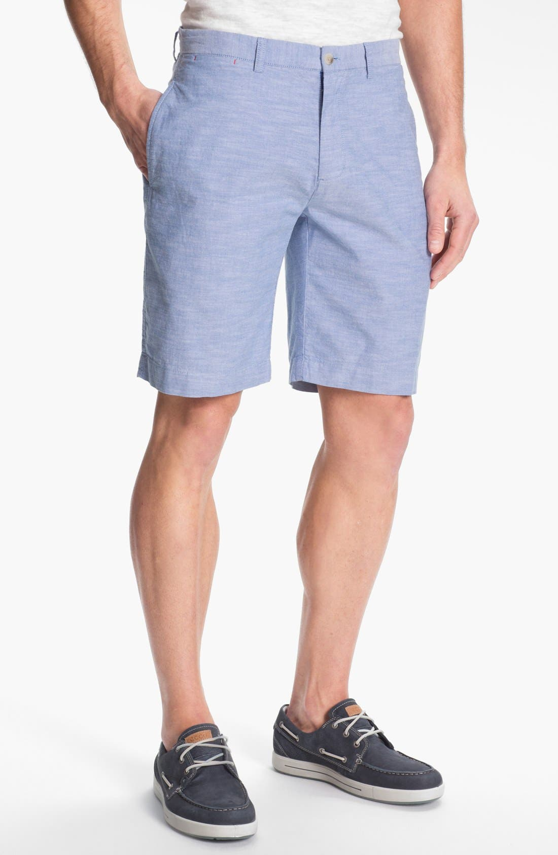 Alternate Image 1 Selected - Maker & Company 'Mucker' Oxford Shorts