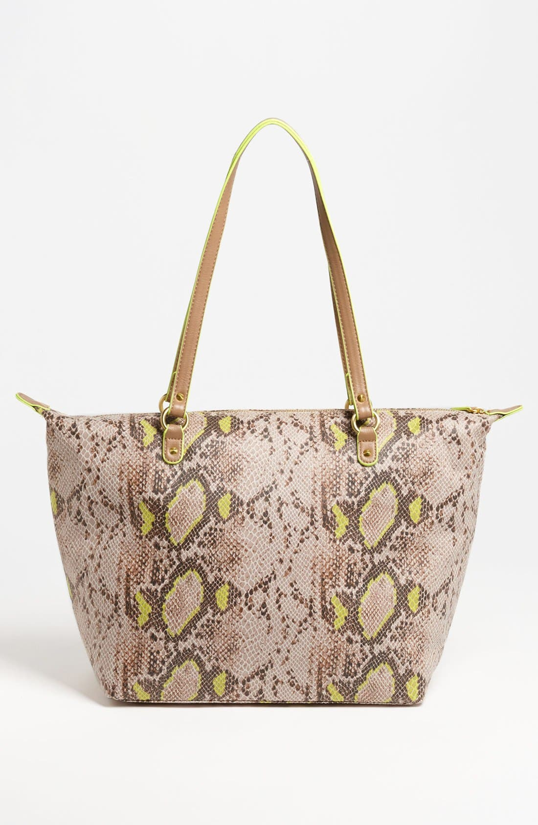 Alternate Image 4  - Sam Edelman 'Signature Miranda' Zip Tote