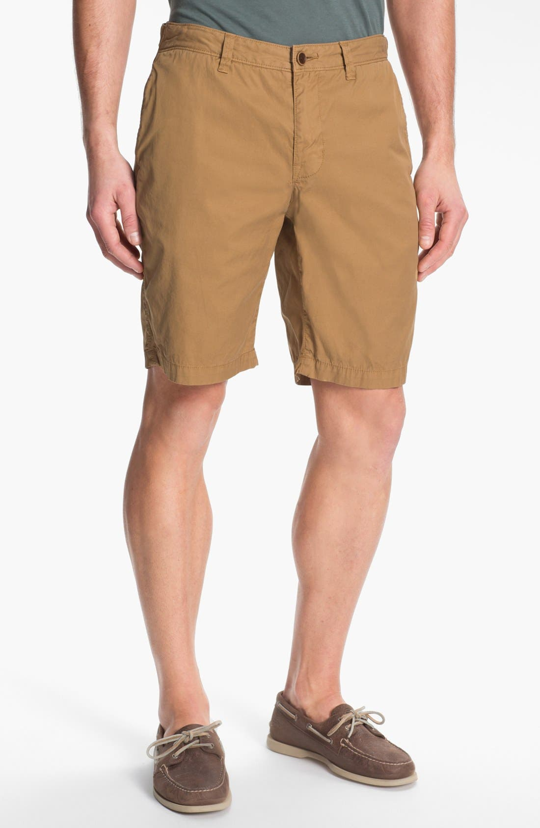 Alternate Image 1 Selected - Lucky Brand 'Pasadena' Shorts