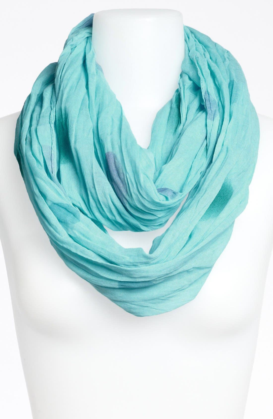 Main Image - Made of Me Accessories 'Bright Lights Loop' Infinity Scarf