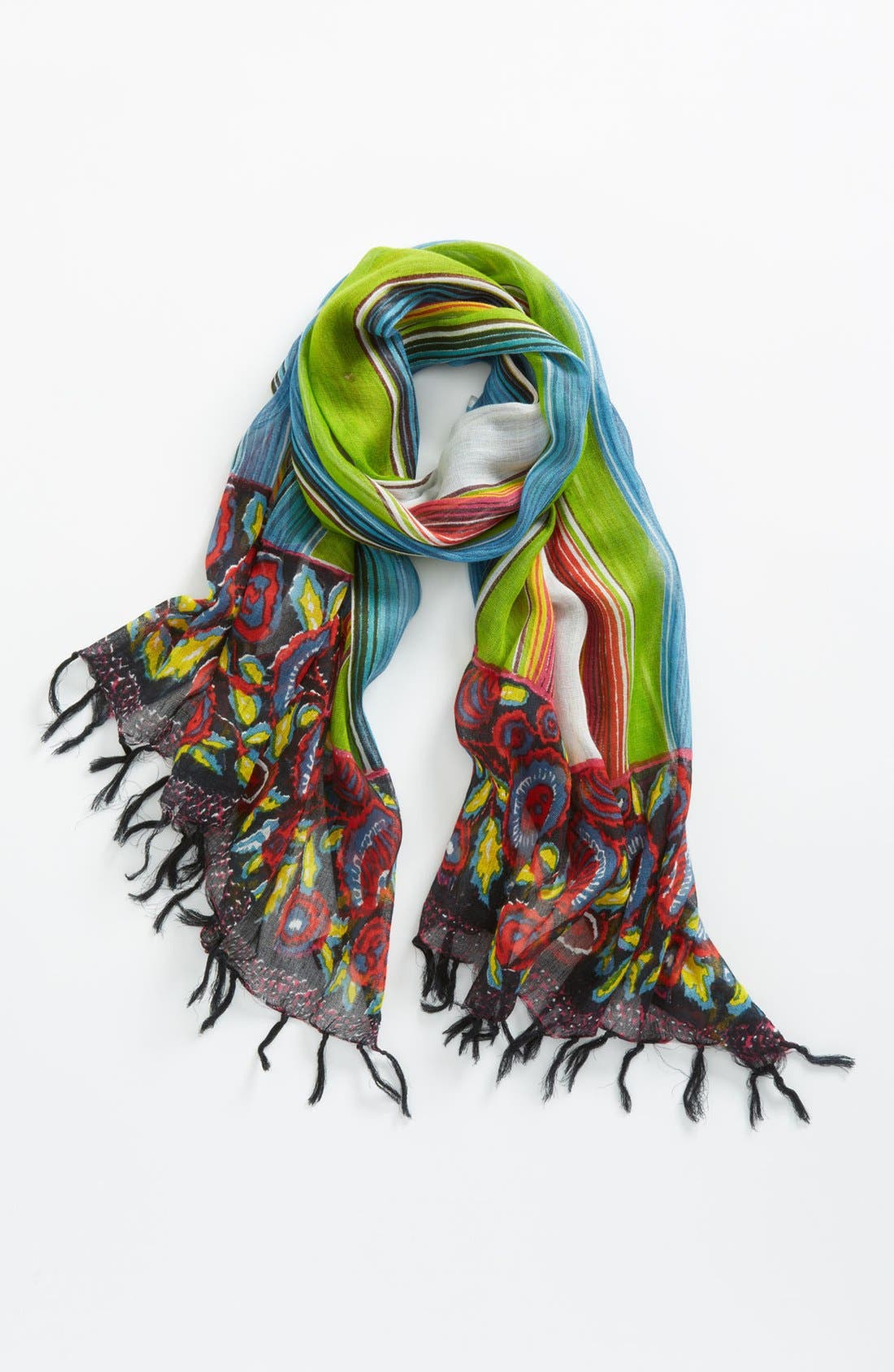 Alternate Image 1 Selected - Raj Imports 'Fiesta' Scarf