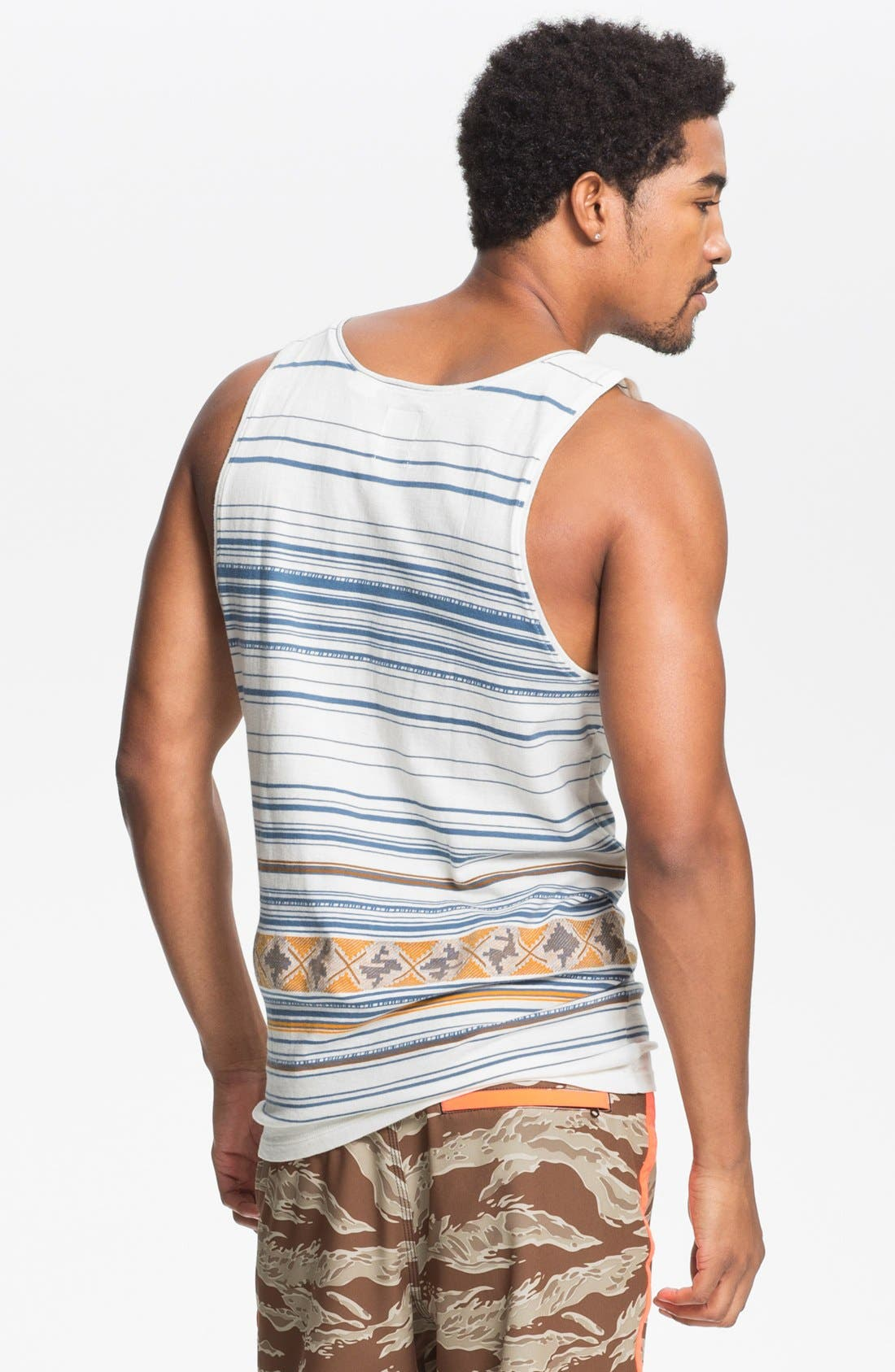Alternate Image 2  - Volcom 'Segment' Tank Top