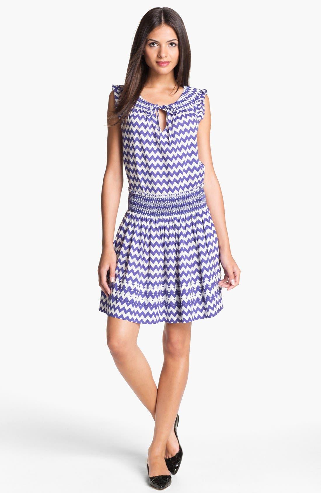 Alternate Image 4  - kate spade new york 'sidney' stripe skirt