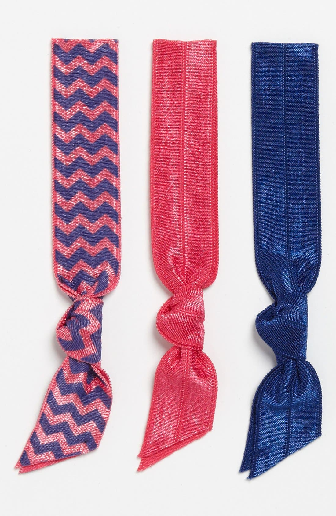 Alternate Image 1 Selected - Emi-Jay 'Chevron' Hair Ties (3-Pack)